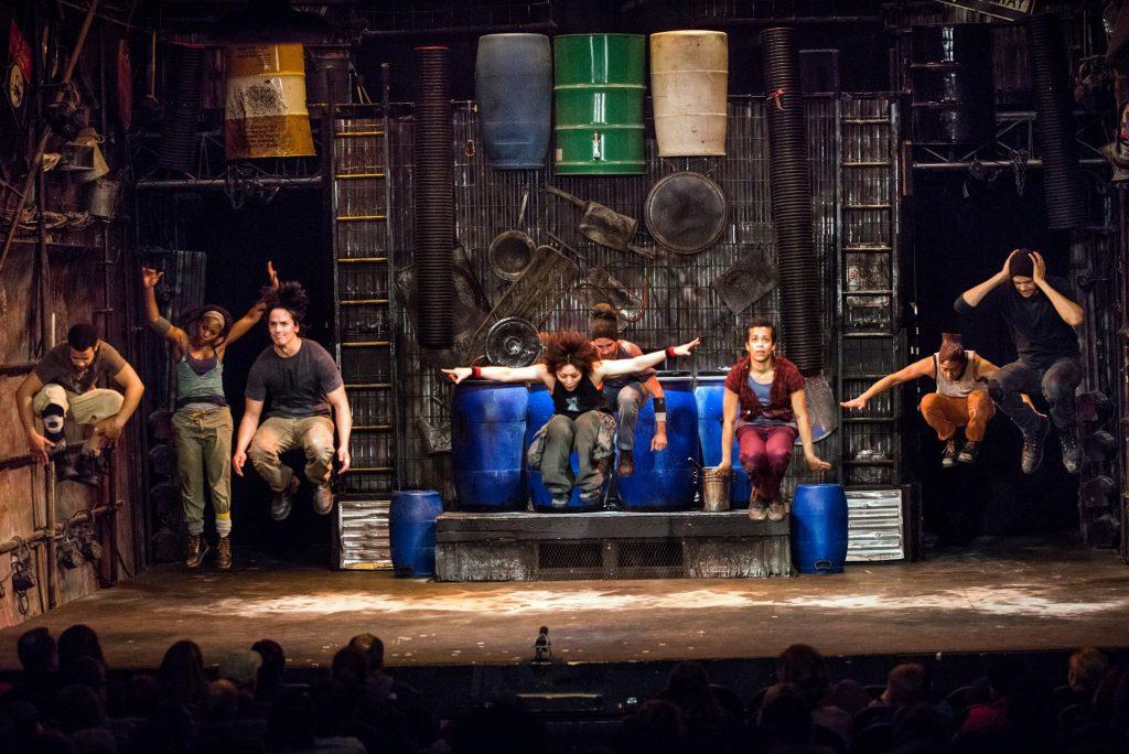 ¿Qué es Off-Broadway?