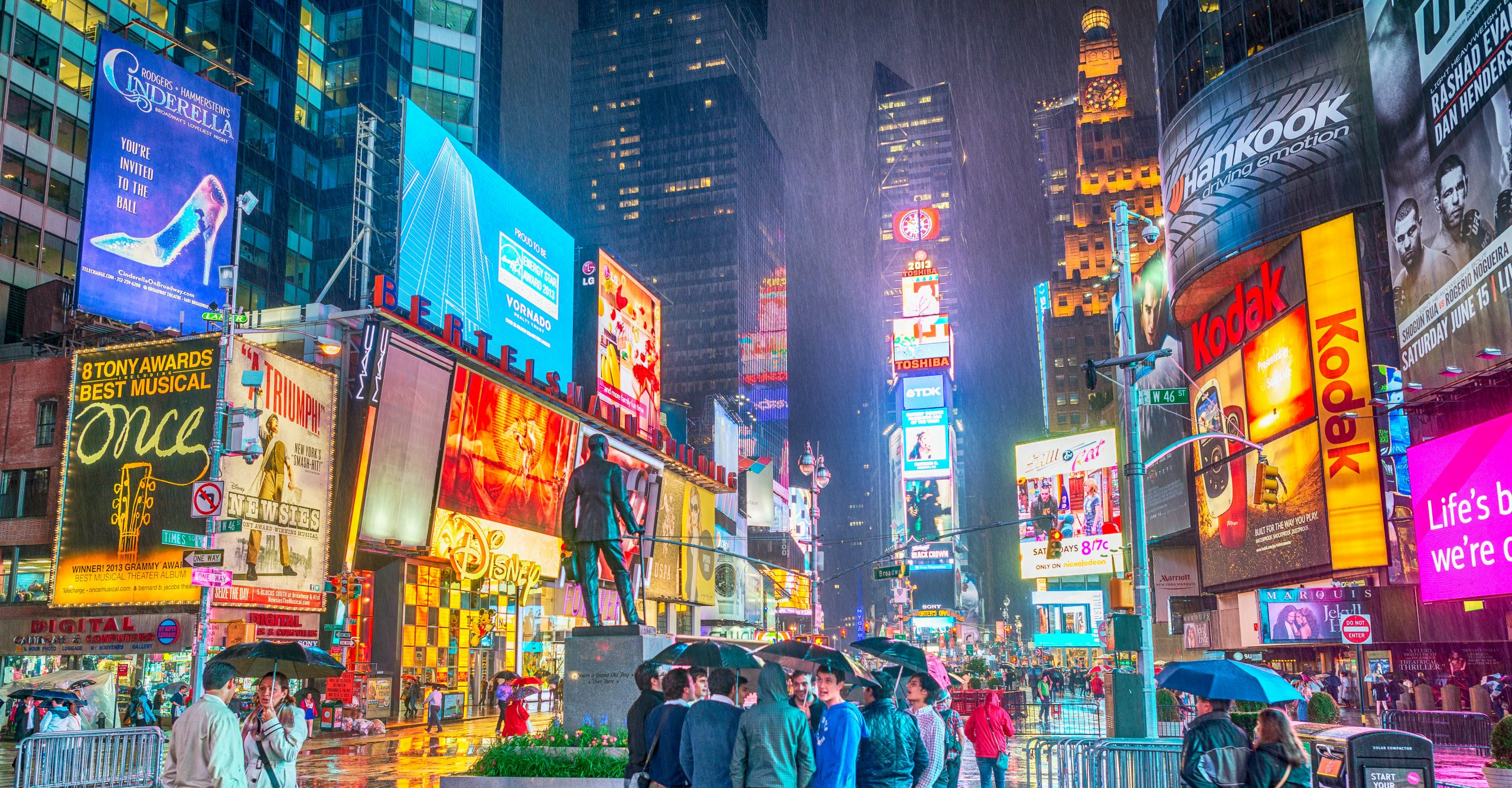 La Guía Definitiva para asistir a un musical en Broadway, Nueva York